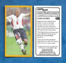 England Alan Shearer Newcastle United 6 (TBWH)
